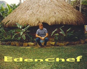Martin Eden's 'EdenChef' Logo